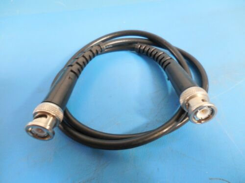 "Pomona 2249-C-24 BNC Coaxial Cable, 24"""