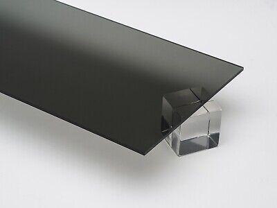 Acrylic Grey Tinted Plexiglass 18 X 24 X 36 Plastic Sheet 2064