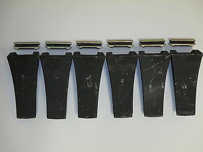 Tf23d 6 Pack Dirt Teeth Bobcat Digging Teethbucket Tooth 6 Tf23p Flex Pins