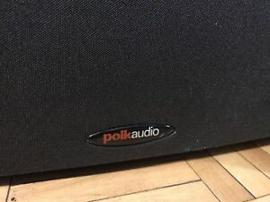 Polk Audio Home audio powered subwoofer