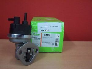 FUEL PUMP PEUGEOT 404 504 505 CARBURETTOR ENGINE 145076