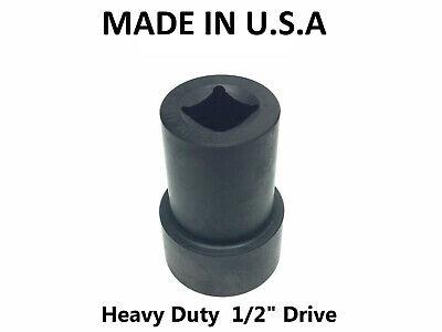 Retention Knob Socket Fits All 40 Taper Cat40 Bt40 Pull Stud 12 Drive