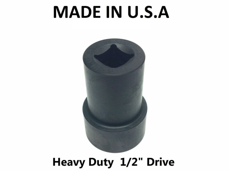 "Retention Knob Socket Fits All 40 taper (Cat40 BT40) Pull Stud, 1/2"" Drive"