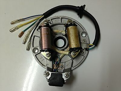 Magneto Plate Stator On Apollo 70 To125cc Dirt Bike Or Other Kick Starter Engine