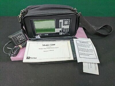 Riser Bond Model 3200 Tdr Cable Fault Locator Coax Time Reflectometer