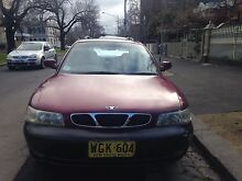 Daewoo Nubira Wagon, only 120,000 kms, with rego and roadworthy! East Melbourne Melbourne City Preview