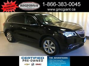 2015 Acura MDX Advance/Entertainment Pkg