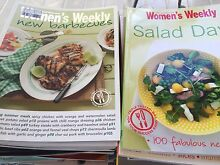 Womens Weekly cookbooks Thornleigh Hornsby Area Preview