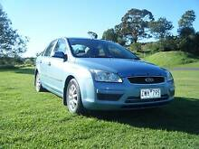2006 Ford Focus Sedan Bairnsdale East Gippsland Preview