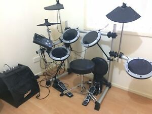 For Sale Electronic Drums Set Seven Hills Blacktown Area Preview