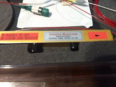 Sumitomo 20g Fiber Optic Intensity Modulator T.mzh1.5-20