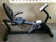 Exercise Bike with LCD Screen Condell Park Bankstown Area Preview