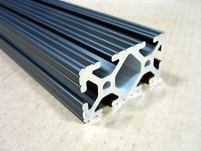 8020 Inc 1.5 X 3 T-slot Aluminum Extrusion 15 Series 1530 X 48 Black H1-3