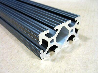 8020 Inc 1.5 X 3 T-slot Aluminum Extrusion 15 Series 1530 X 48 Black H1-3