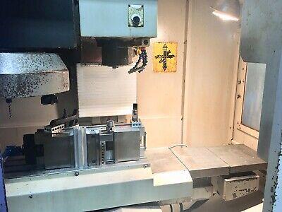 Sharp Sv-2412 Vertical Machining Center 8000 Rpm -cnc Mini Mill Vmc Haas Vf