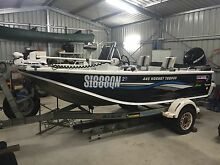 Quintrex Hornet Trophy 445 Runabout Willow Tree Liverpool Plains Preview