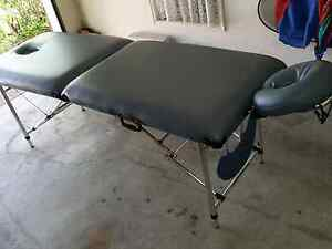 Massage therapy table portable lightweight Parkwood Gold Coast City Preview