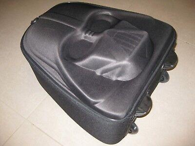 neuer Star Wars Darth Vader Kindertrolley Tchibo ausverkauft LED Koffer Kinder