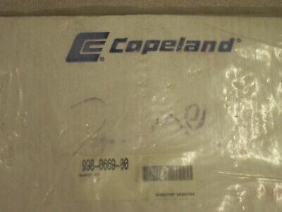 Copeland Hvac Compressor Gasket Kit 988-0669-00 Certified Parts New Sealed 1m