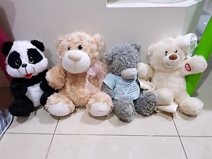 Kids toys - bears and panda Keysborough Greater Dandenong Preview