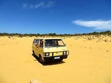 RETRO Mitsubishi CAMPING-VAN Mareeba Tablelands Preview