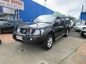 2012 Nissan Navara ST-X 550 turbo diesel (4x4)  auto Westcourt Cairns City Preview
