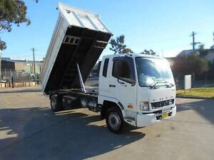 ** 2016 FUSO FIGHTER 1224 6 TONNE TIPPER ** Arndell Park Blacktown Area Preview