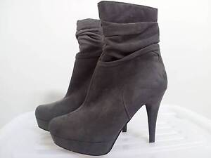 Suede ladies boots Smithfield Cairns City Preview