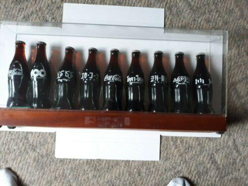 vintage coke display 100TH CENTINIAL