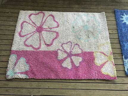 Girls rug and boys rug