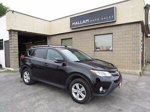 2013 Toyota RAV4 XLE AWD, Power Sunroof, Heated Seats