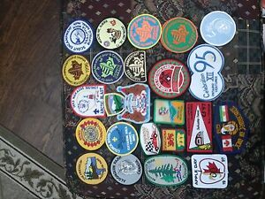 Collection Canadian Scouting Badges (50 plus) London Ontario image 1