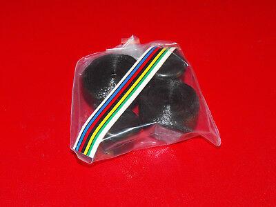 new Benotto Handlebar End Plugs plug Bar End vintage endstopfen lenkerstopfen