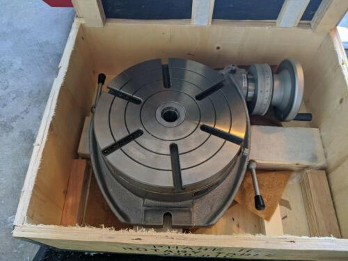 "10"" Horizontal Rotary Table"