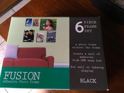 6 piece frame set