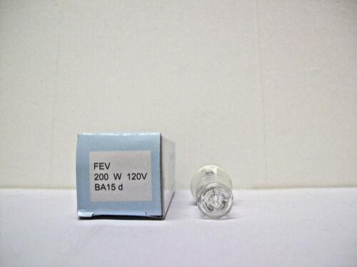 FEV  Projector Projection Lamp Bulb 200W 120V *AVG. 50-HOUR LAMP LIFE*