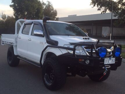 2011 Toyota hilux SR5 Coburg North Moreland Area Preview