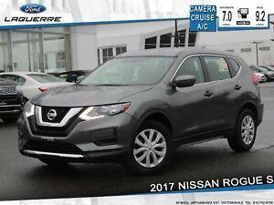 2017 Nissan Rogue S**BLUETOOTH*CRUISE*A/C*GR. ELECTRIQUE**