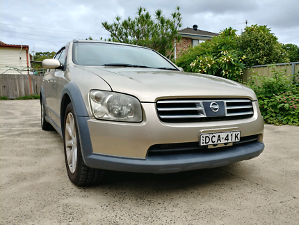 2001 Nissan Stagea AR-X Four in fantastic condition with low kms!