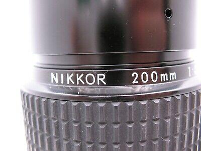 Nikon 4 200mm AI Lens