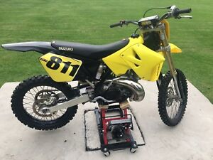 Moving best offer takes - 2005 Suzuki RM 265