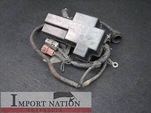 Nissan 300ZX Z32 Fuse Box - Main Engine Bay + Fuses Braeside Kingston Area Preview