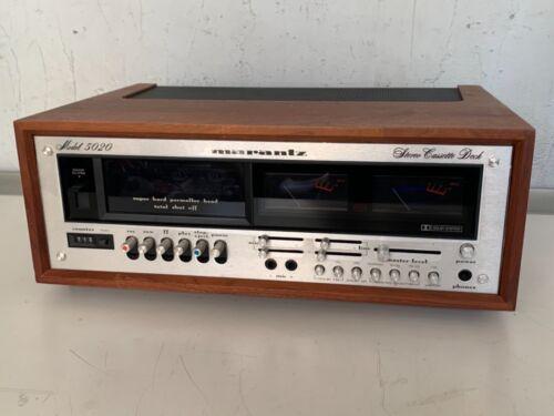 Marantz 5020 Stereo Cassette Deck