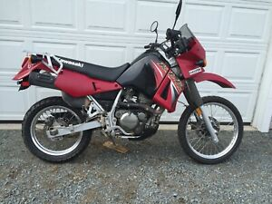Kawasaki Klr650 parts and accessories