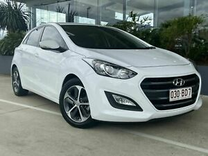 2016 Hyundai i30 Activ White 6 Speed Automatic Hatchback Beaudesert Ipswich South Preview
