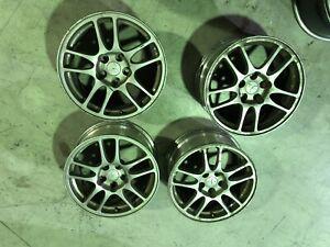 Mitsubishi OEM Enkei Evo 9 wheels