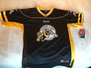 NEW TIGER CATS CFL JERSEY