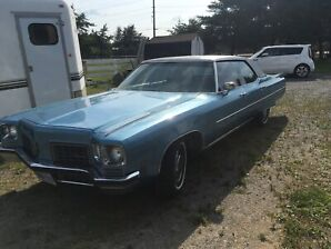 1972 olds 98 39,000 miles