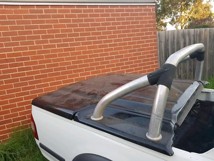 d40 arb sports roll bars with hard lid black swap for canopy