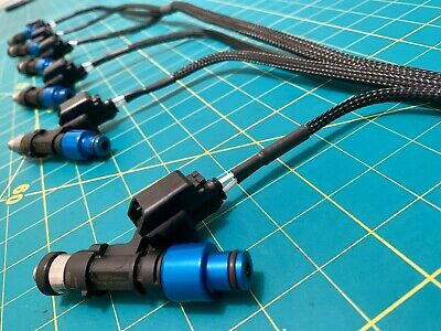 Compatible with R34 GTT RB25DET NEO ID1000 Injector dynamics Harness Loom